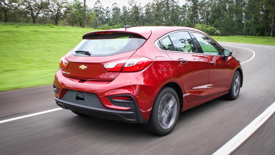 Teste rápido novo Chevrolet Cruze Sport 6 LTZ - Para reacender a chama
