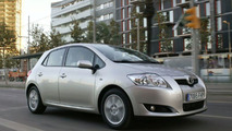 New Toyota Auris Hatchback