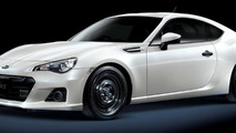 Subaru BRZ RA Racing announced