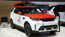 Land Rover Discovery Project Hero concept has its own drone