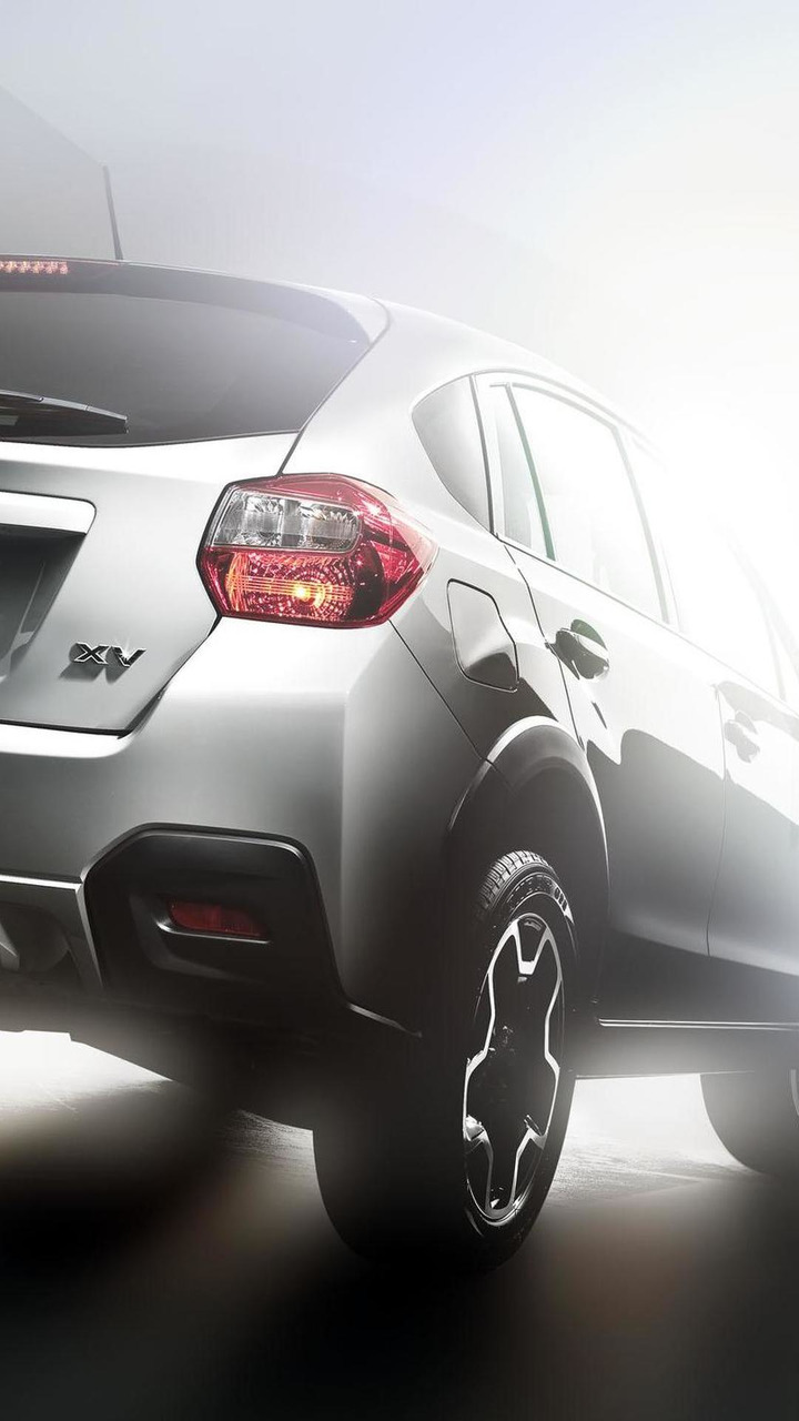 2012 Subaru XV teaser image - 31.8.2011