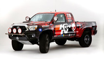 Toyota Tacoma by Long Beach Racers for SEMA - 31.10.2011