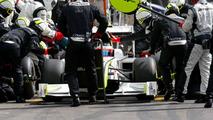Barrichello engine undamaged after Spa fire