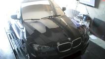 Alsa Engineering BMW X6 M on dyno 30.06.2010