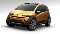 Proton Emas Hybrid Concept by Italdesign-Giugiaro in Geneva [Video]