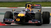 F1 world impressed as Webber flexes Red Bull muscles