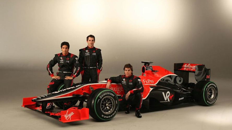 Online launch of Virgin's 2010 car fails