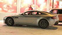 Aston Martin Vantage Facelift First Spy Photos