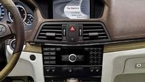 Mercedes-Benz myCOMAND infotainment system