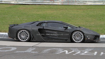 Lamborghini Jota spied at Nürburgring