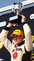 F1 wreck led to Australian title for former tester