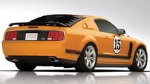 2007 Saleen Parnelli Jones Limited Edition Mustang Debut