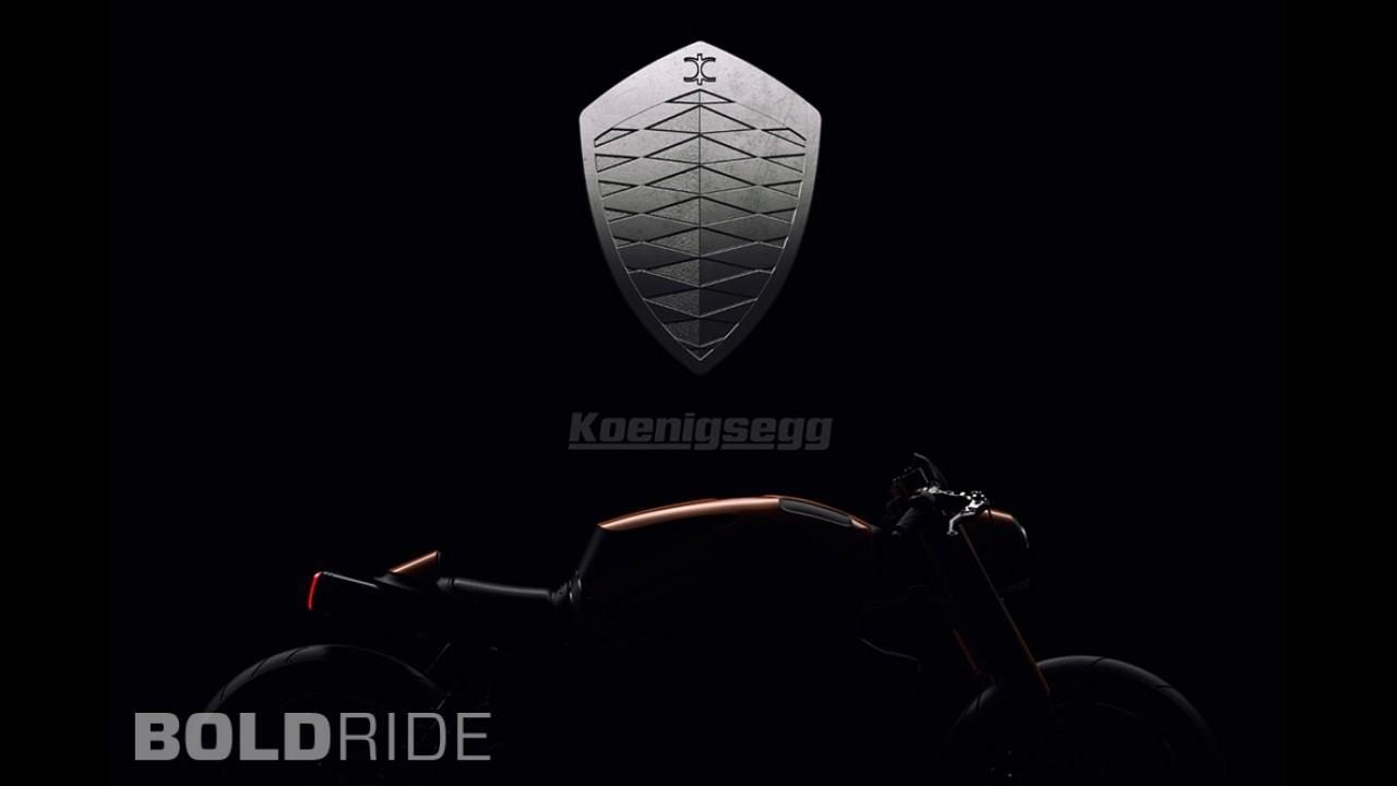 Koenigsegg Motorcycle Concept by Burov Art