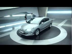 Peugeot 408 - Suas expectativas tomaram forma (Comercial de lançamento de 2011)