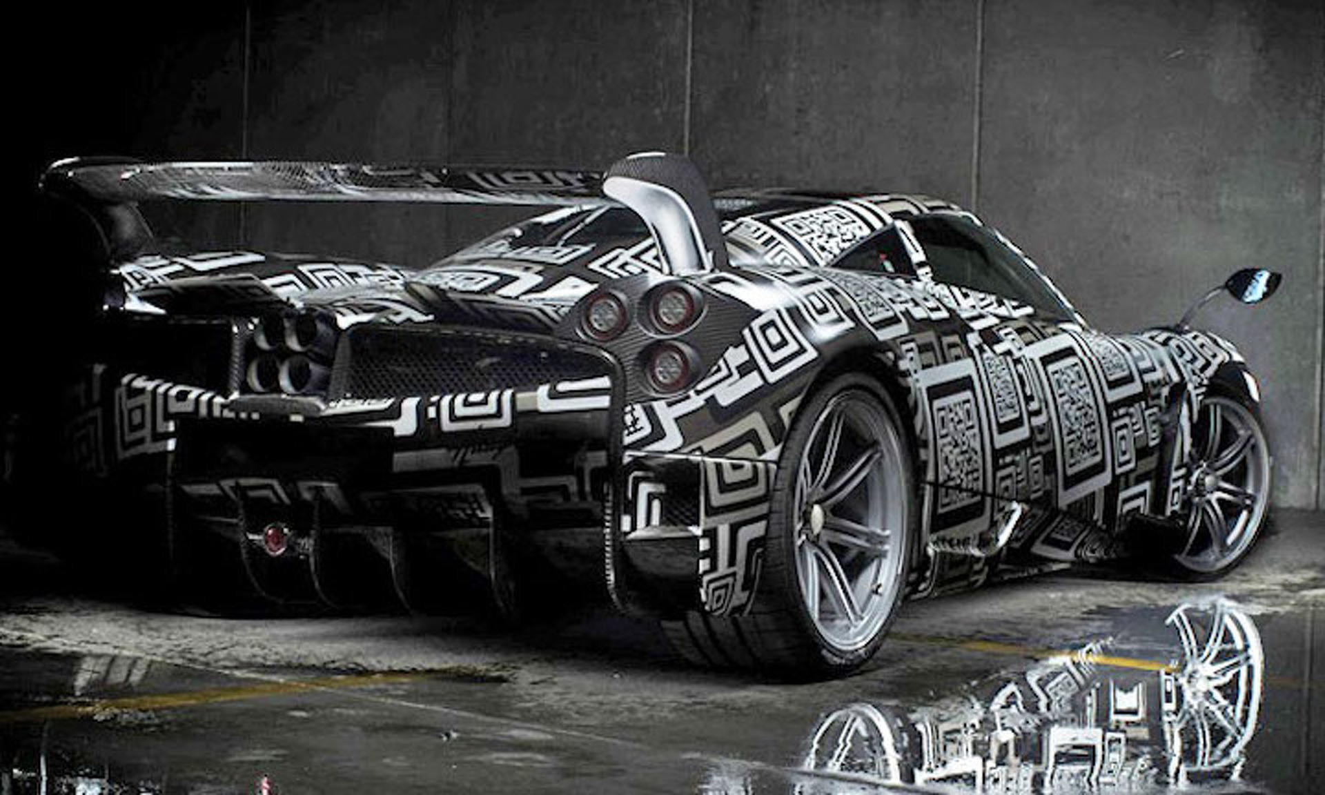 The Best Way to Start 2016 is With a Faster Pagani Huayra