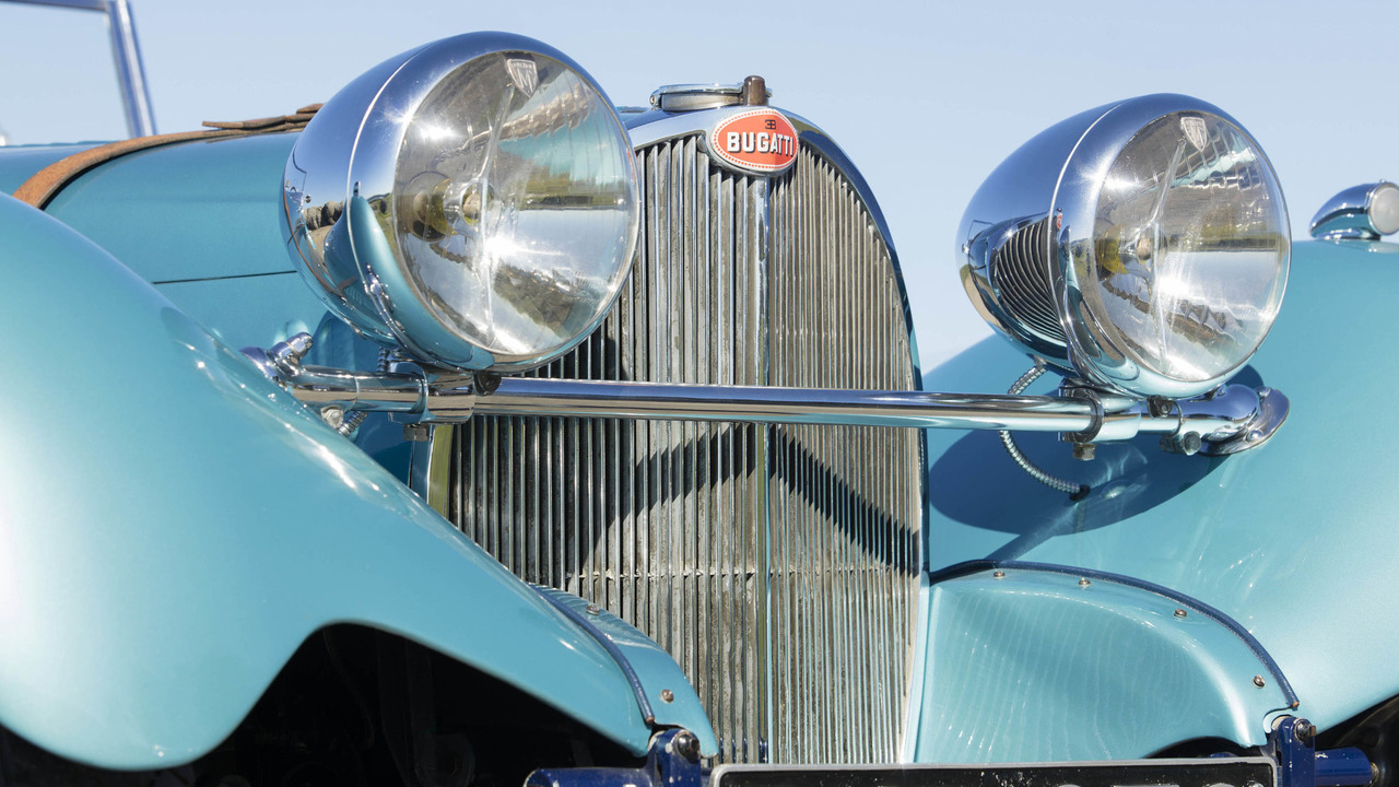 1937 Bugatti 57SC Sports Tourer
