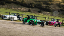 Caterham launches three new Seven models