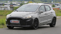 2018 Ford Fiesta ST prototype hides sporty body