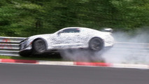 Ouch! New Chevy Camaro Z/28 crashes at the Nürburgring