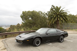 Buy This Set-Used 'Knight Rider' Trans Am and Be Just Like David Hasselhoff