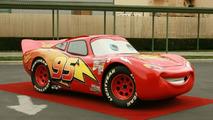 Life-Size Lightning McQueen