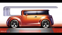 Scion Hako Coupe Concept