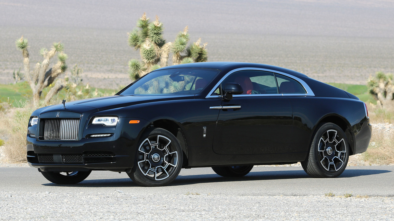 Hasil gambar untuk Rolls-Royce Wraith 2017