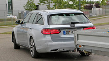 2017 Mercedes-Benz E-Class All Terrain spy photo