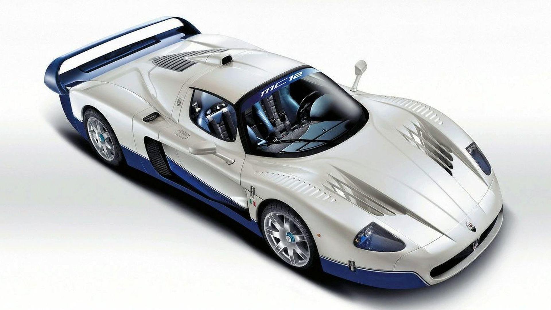 LaFerrari-based Maserati supercar due in 2015 - report
