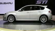 Subaru Impreza WRX STi live in Tokyo