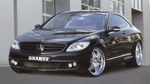 Mercedes CL-Class By Brabus