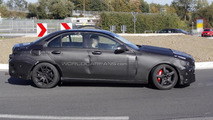 2014 Mercedes-Benz C55 AMG spy photo 16.10.2012 / Automedia