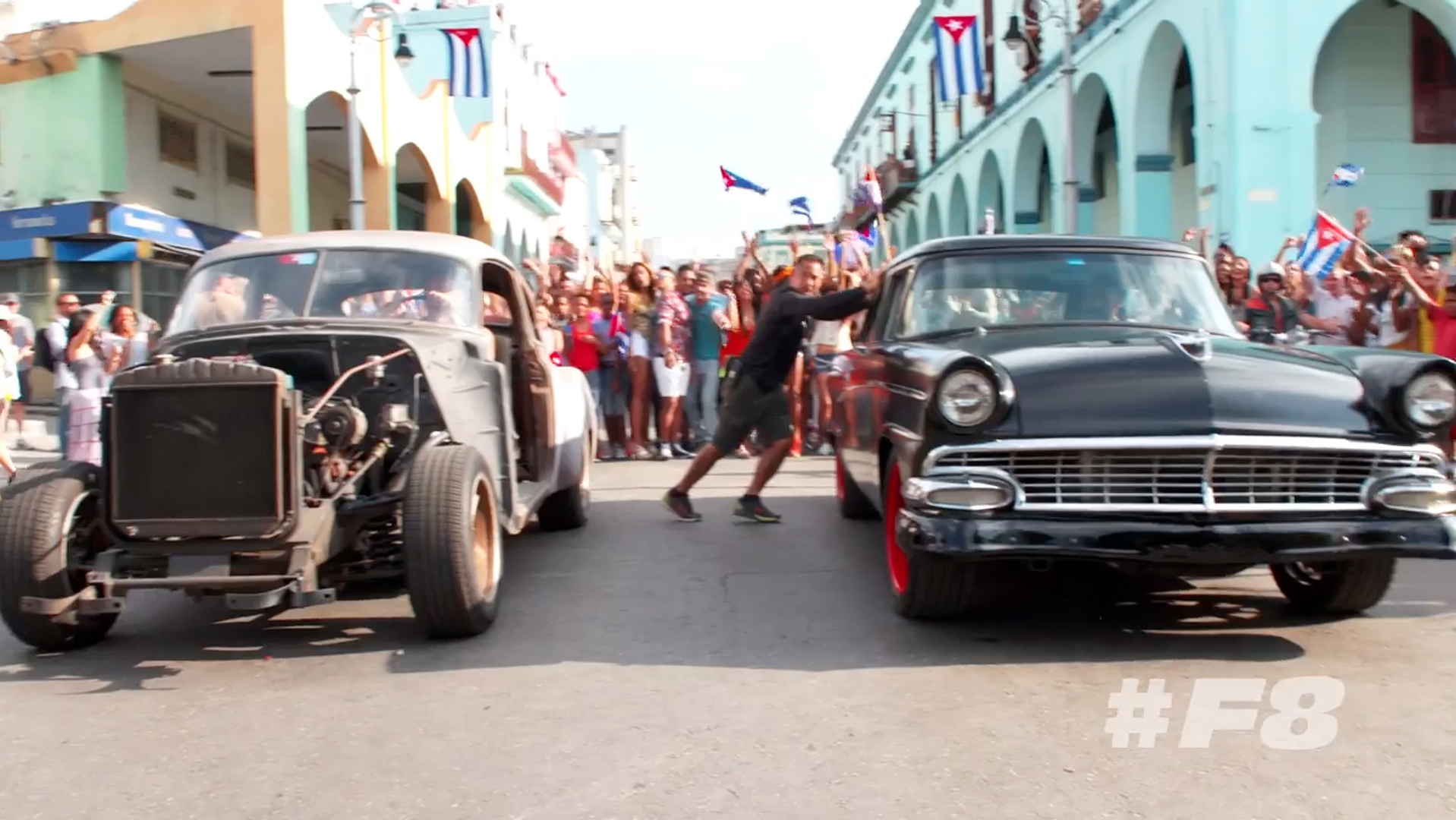 fast and furious 8 revels in cuba 39 s vibrant car culture. Black Bedroom Furniture Sets. Home Design Ideas
