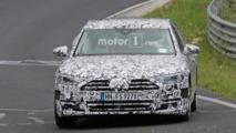 2018 Audi A8 hits the Nürburgring