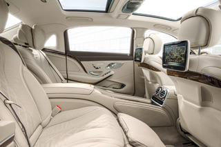 Move Over Plebians, Mercedes-Maybach S600 has Arrived