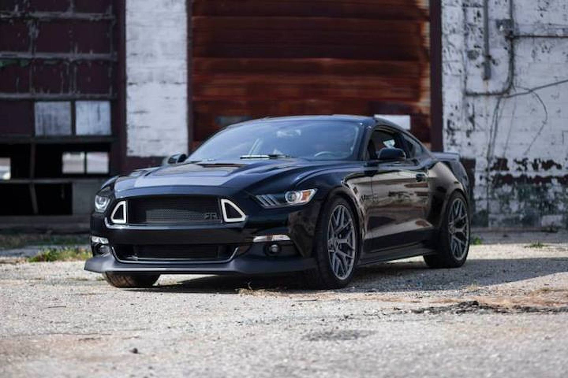 Ford Mustang RTR Unleashes 725HP and Then Some