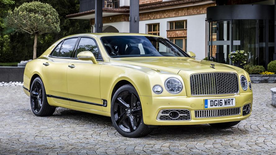 Bentley mulls range-topping sedan based on Mulsanne