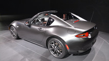 Mazda MX-5 RF live at New York