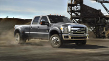 2015 Ford F-Series Super Duty gains more power and capability