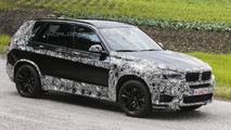 Next-gen BMW X5 M spied once again