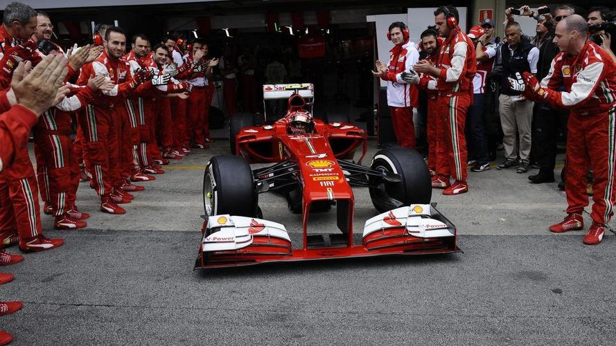 Ferrari most reliable F1 car in 2013 - report