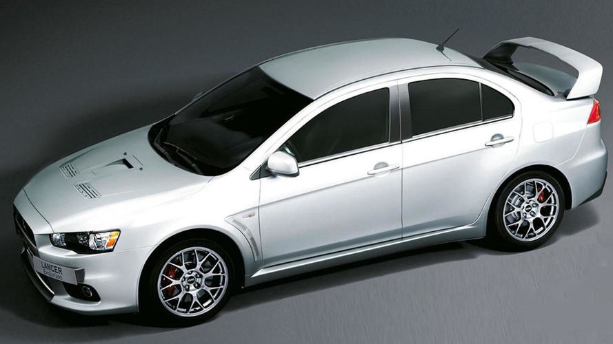 Mitsubishi Lancer Evolution replacement to be a 3000GT revival - report