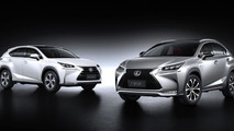 2015 Lexus NX fully revealed with three powertrains and AWD option