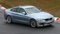 2014 Alpina B4 Coupe spied