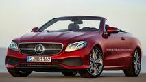 Mercedes Classe E Cabriolet - Aucune surprise en vue