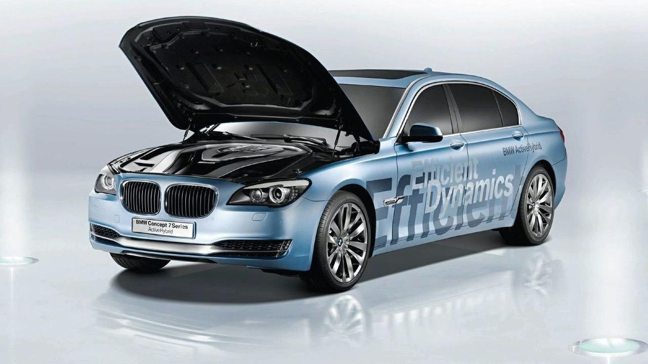 BMW 7-Series ActiveHybrid Concept