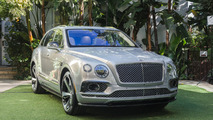 Bentley Bentayga First Edition unveiled in Los Angeles