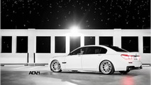 BMW 7-Series with ADV.1 wheels, 1024, 23.12.2011
