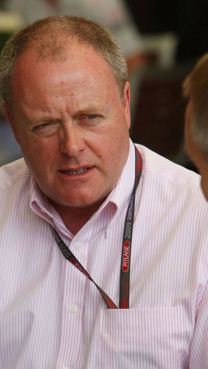 Alan Donnelly (GBR), FIA, Bahrain Grand Prix, Sunday, 26.04.2009, Manama, Bahrain