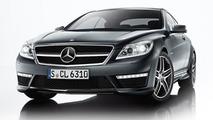 2011 Mercedes CL63 AMG facelift leaked image